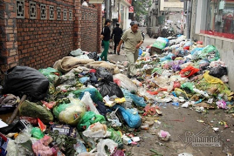 Đô thị hóa: đừng để bị 'rác cuốn đi'