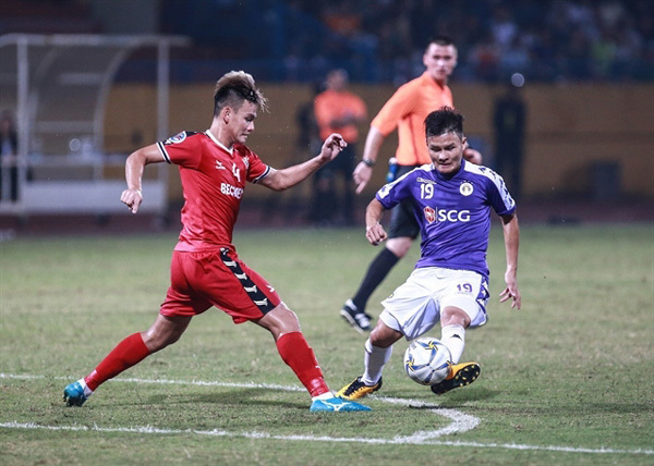 Ha Noi FC become AFC Cup ASEAN Zonal champion