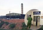 Sập tường nhà máy gạch, 4 phạm nhân ở Nghệ An đi cấp cứu