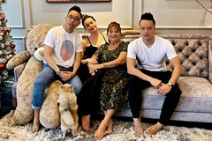 Cao Thái Sơn tiết lộ Hồ Ngọc Hà mới mua biệt thự triệu đô
