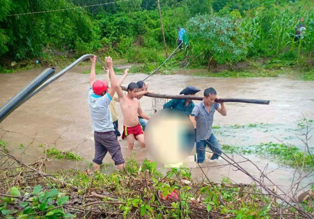 mưa lũ,lũ cuốn,lũ lụt