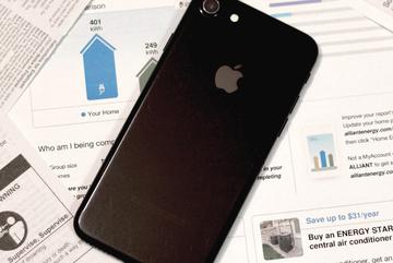 Cách chuyển tài liệu giấy thành file PDF trên iOS 13, iPadOS 13