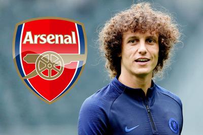 Chelsea bán David Luiz cho Arsenal giá rẻ bất ngờ