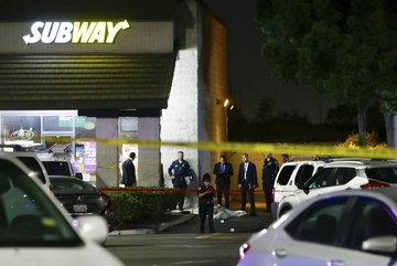 Đâm chém dã man ở California, 4 người thiệt mạng