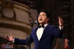 Trọng Tấn: Tôi xúc động chờ đợi được hát trong Điều Còn Mãi