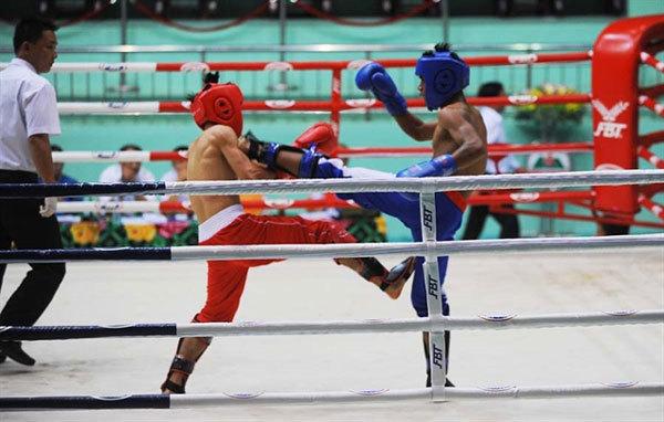 Quy Nhon set to host National Kickboxing Championship