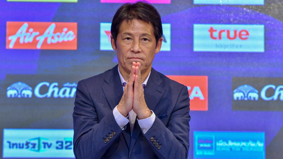 Tuyển Thái Lan,tuyển Việt Nam,Akira Nishino,Thái Lan vs Việt Nam,World Cup 2022