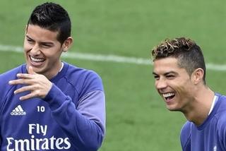 Ronaldo cứu Rodriguez khỏi Real, Salah gây xúc động