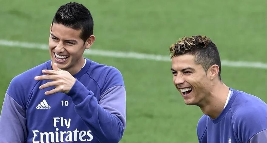 Ronaldo,Cristiano Ronaldo,Juventus,James Rodriguez,Real Madrid,Mohamed Salah,Liverpool