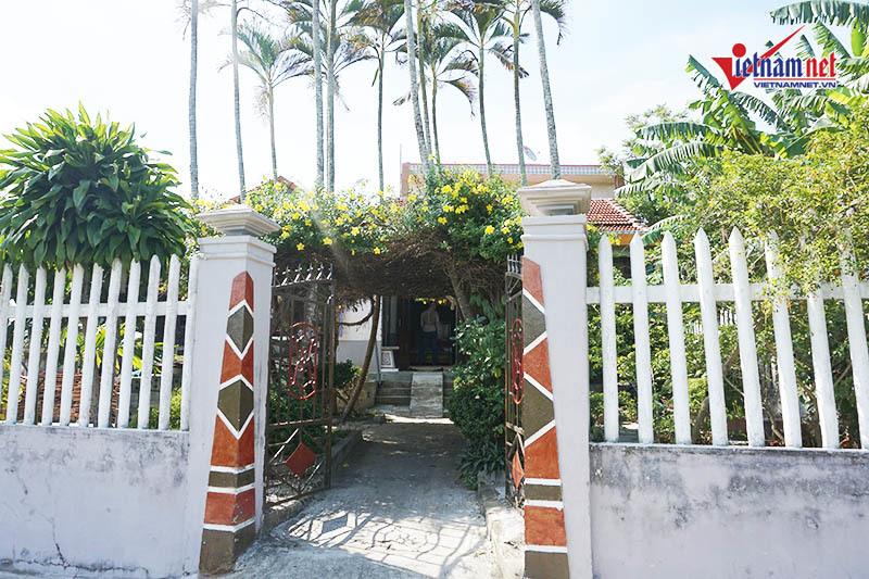 Nhà vườn rộng gần 100m2 của Á hậu Kiều Loan