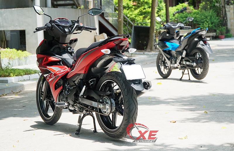Honda Winner X ngang cơ Yamaha Exciter RC, cạnh tranh khốc liệt