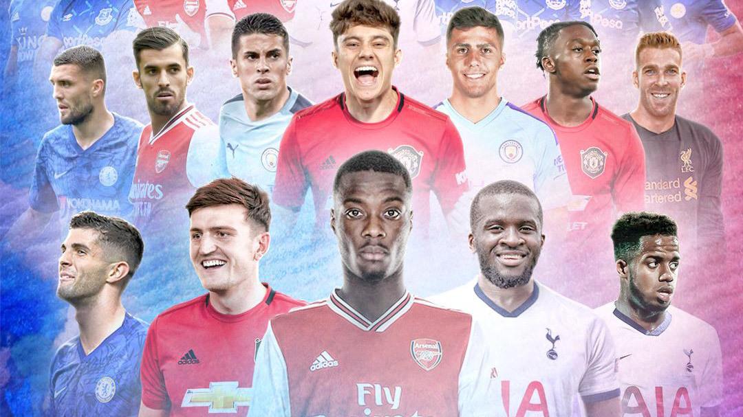 MU,Man City,Arsenal,Liverpool,Chelsea,Tottenham