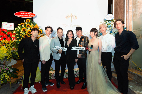 Dịch vụ làm đẹp của Thu Hoàng 'được lòng' sao Việt