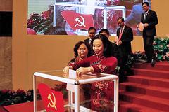 Hà Nội sẽ giảm số lượng Phó bí thư Thành uỷ nhiệm kỳ mới