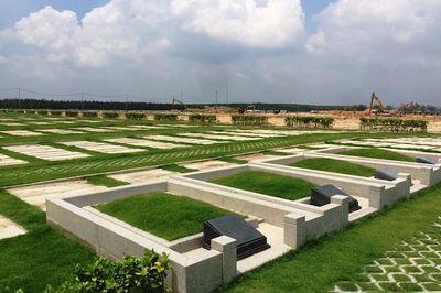 Trả hàng tỷ để hết đời được 'nghỉ' trong ngôi mộ của nghĩa trang 5 sao