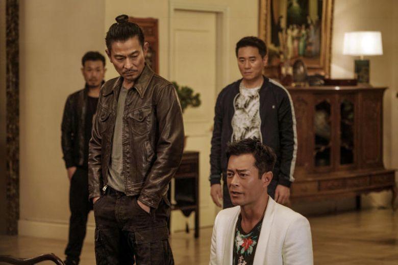 Cổ Thiên Lạc,Lưu Đức Hoa,Bão Trắng 2: Trùm á phiện,phim chiếu rạp,The White Storm 2: Drug Lords