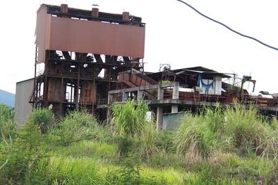 Nhà máy hơn 150 tỷ thành đống sắt vụn