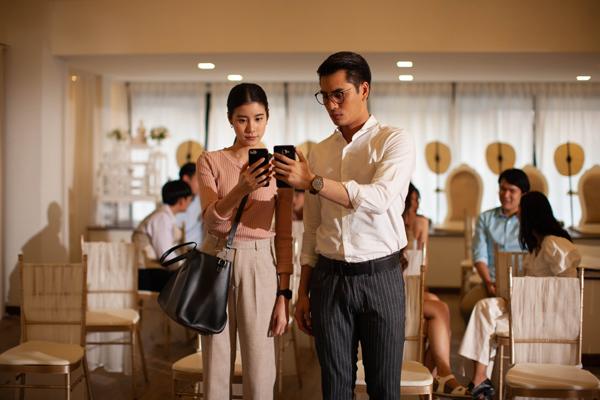 Hết 'Yêu nhầm bạn thân', phim ngôn tình Thái lại tung chiêu 'Thách yêu 2 năm'