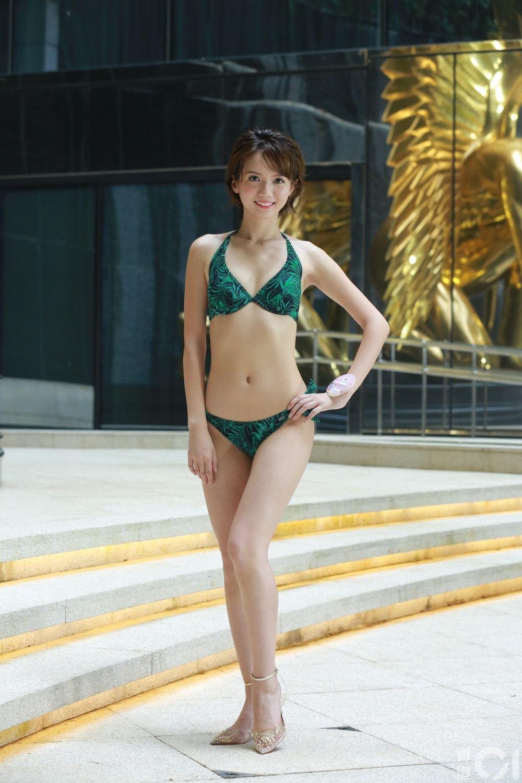 Thí sinh Hoa hậu Hong Kong 2019 bị chê vòng 1 khiêm tốn, nhan sắc nhợt nhạt