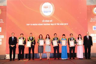 MB - Top 5 Ngân hàng thương mại Việt Nam uy tín năm 2019