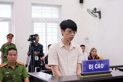 Kẻ giết nữ sinh trường Sân khấu - Điện ảnh nhận án tử, đọc thơ xin lỗi