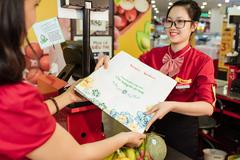 2.200 siêu thị VinMart, VinMart+ đồng loạt hành động '3 xanh' bảo vệ môi trường