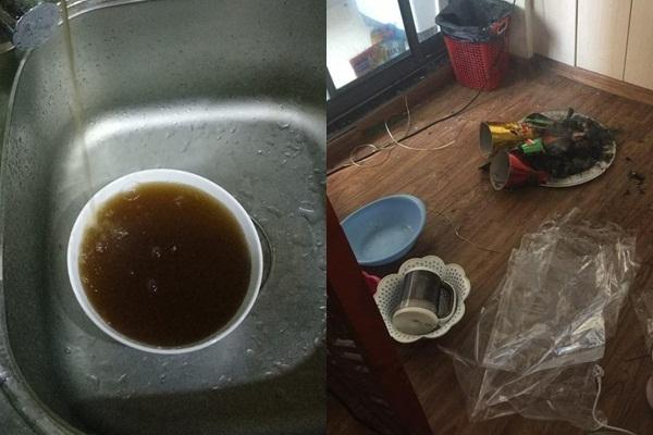 Khóc ròng vì cảnh khó tin tại một số chung cư Hà Nội