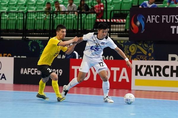 Thai Son Nam beat AGMK in AFC Futsal Club Championship