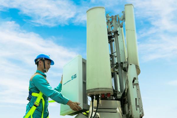 Đã có trạm 5G thử nghiệm đầu tiên chuẩn bị phủ sóng tại TP.HCM