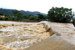 High reservoir water levels pose risks