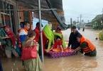Phú Quốc đã hứng đợt mưa kỷ lục hơn 1120mm