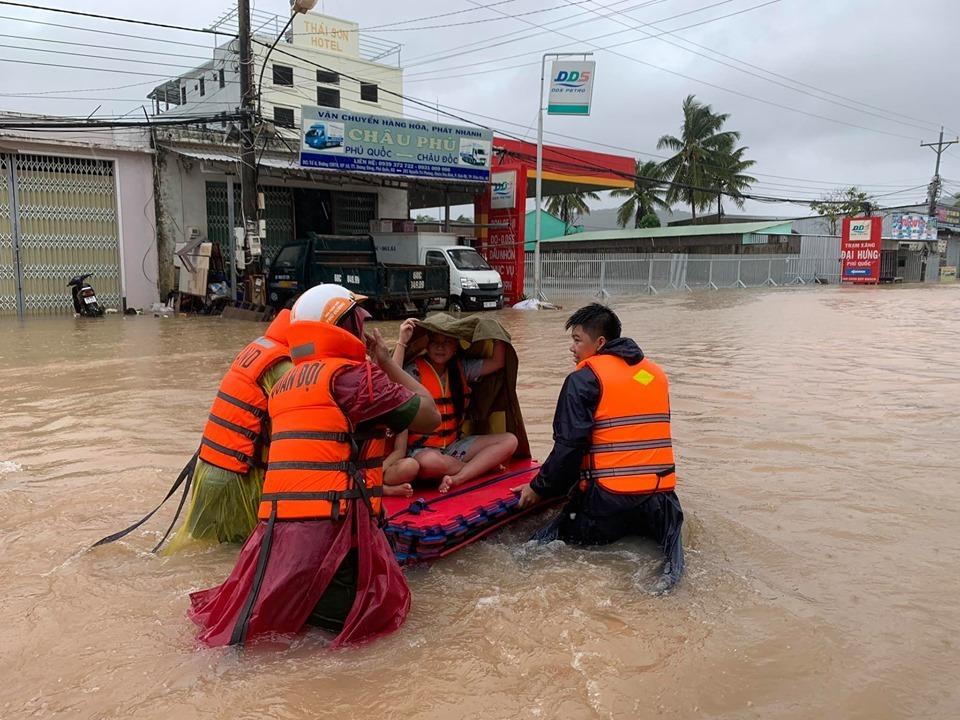 Ngập Nước,Phúc Quốc Ngập Nặng,Phú Quốc