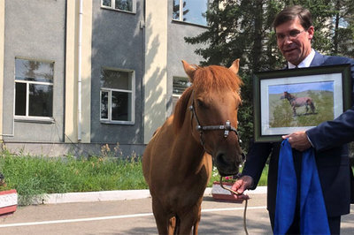 Lý do tân Bộ trưởng Quốc phòng Mỹ thăm Mông Cổ đầu tiên