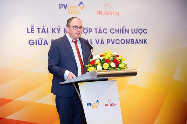 Prudential tiếp tục bắt tay PVcomBank phân phối bảo hiểm nhân thọ