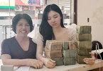 Vừa định bán nhà Quang Lê mua tặng, Thanh Bi lại khoe tậu nhà tiền tỷ