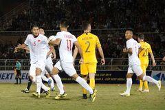 Video bàn thắng U18 Việt Nam 1-4 U18 Australia