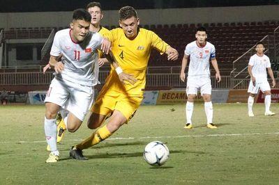 Link xem U18 Việt Nam vs U18 Australia, 19h30 ngày 9/8