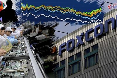 Foxconn muốn bán nhà máy tại TQ, các đại gia công nghệ Mỹ mất trăm tỷ USD