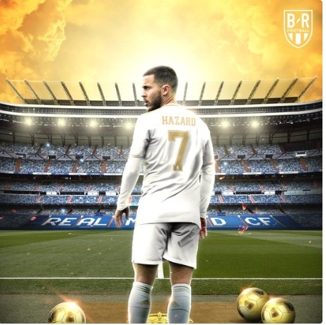 Real Madrid,Eden Hazard,Zinedine Zidane,Ronaldo