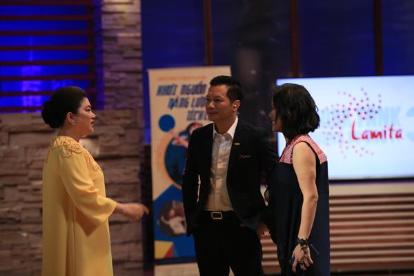 Shark Đỗ Liên 'bắt tay' Shark Hưng đem niềm vui đến phụ nữ Việt