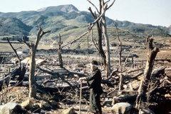 Ảnh hiếm về sự tàn phá của bom hạt nhân ở Nagasaki
