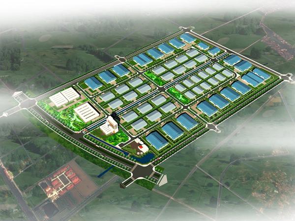 khu công nghiệp sạch,Hưng Yên