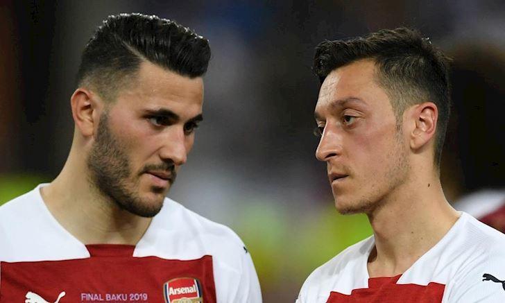 Arsenal,Mesut Ozil,Premier League,Ngoại hạng Anh