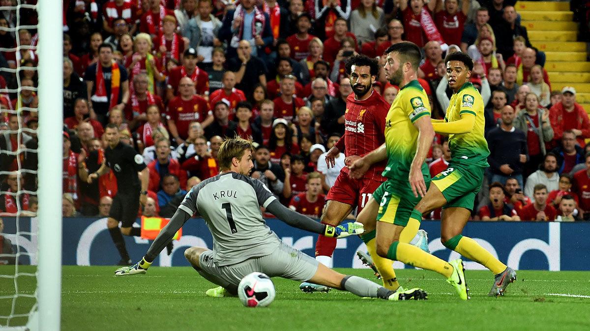 Liverpool thắng tưng bừng: Chớ vội mừng, Klopp!