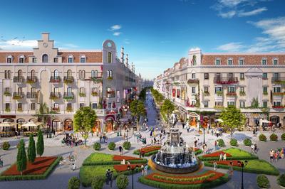 Shophouse Europe tung ưu đãi khủng trong tháng 8