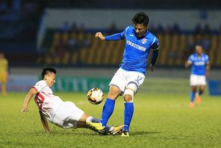 Than Quảng Ninh bị Nam Định cưa điểm, Khánh Hoà lại thắng