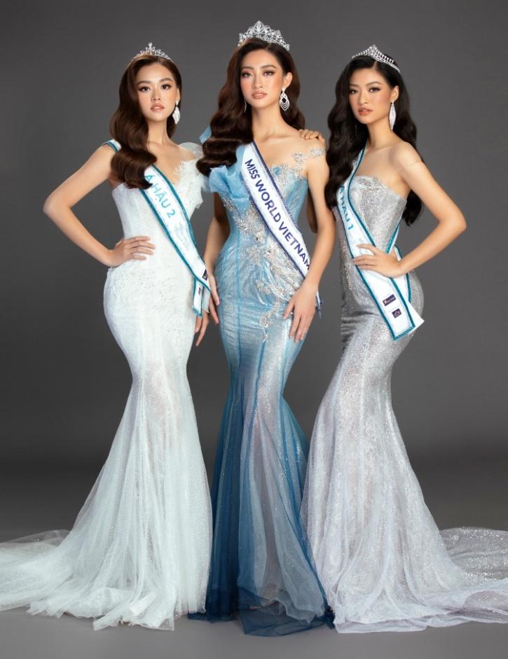 Miss World Vietnam,Hoa hậu Thế giới Việt Nam,Lương Thùy Linh,Nguyễn Hà Kiều Loan,Nguyễn Tường San