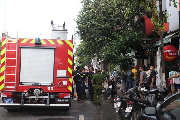cháy lớn,hoả hoạn,Đà Nẵng