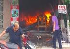 Cháy lớn tại văn phòng ở Đà Nẵng ngày nghỉ, tài sản không thể cứu vãn