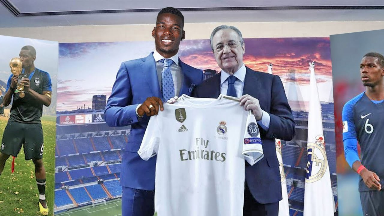 Real Madrid,Mino Raiola,Florentino Perez,Zidane,Paul Pogba,MU